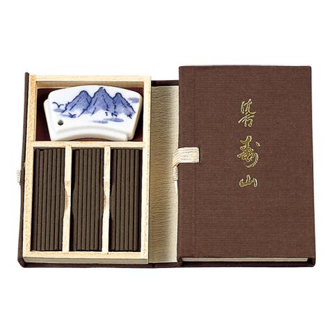 Японские благовония Jinkoh Juzan 60шт
