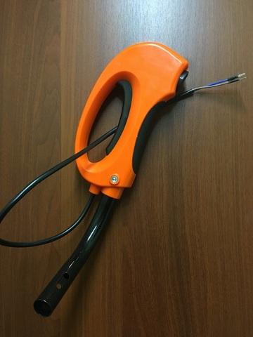 Рукоятка правая в сборе для электротримvера Carver TR-1500S/BH