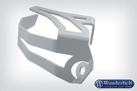 Защита заднего тормозного бачка BMW R1200GS/GSA/R NineT, серебро