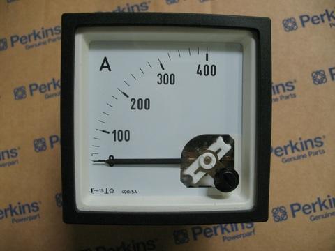 Амперметр 0-400А / METER AMP 0-400A D72 5A CT EURODIN АРТ: 620-808