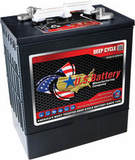 Аккумулятор U.S.Battery US 305E XC2 ( 6V 290Ah / 6В 290Ач ) - фотография