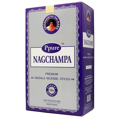 Индийские палочки Ppure NagChampa