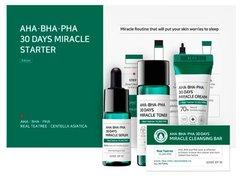 Набор по уходу за проблемной кожей AHA/BHA/PHA 30 DAYS MIRACLE STARTER KIT 4