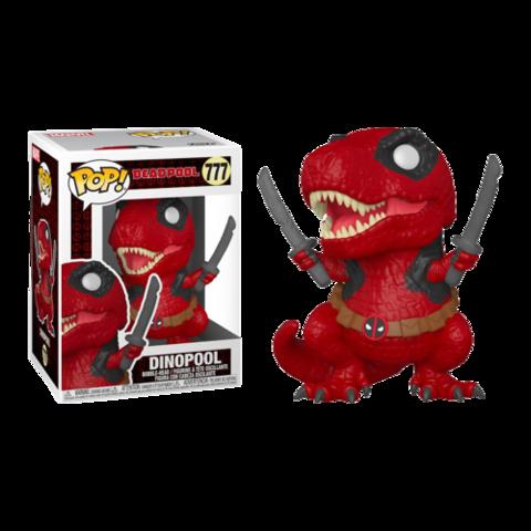 Deadpool 30th Dinopool Funko Pop! Vinyl Figure || Динопул