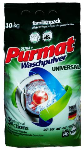 Стиральный порошок Purmat 10 кг