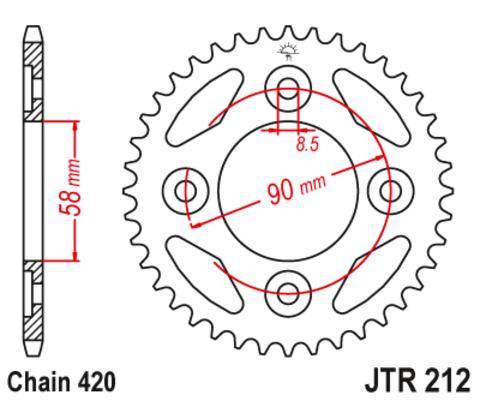 JTR212