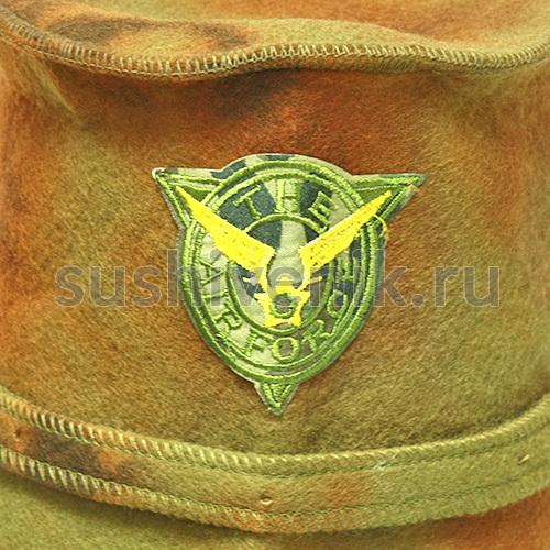 Фетровая шапка для бани Милитари