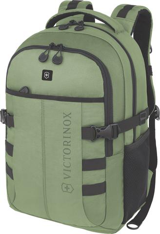 Рюкзак Victorinox VX Sport Cadet 16'', зеленый, 33x18x46 см, 20 л