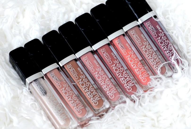 Catrice Generation Plump & Shine Lip Gloss блеск для губ