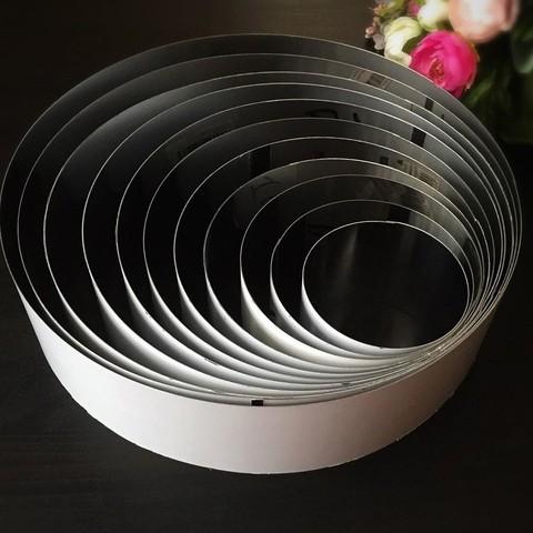 Металлическая форма для выпечки  КОЛЬЦО