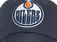 Бейсболка NHL Edmonton Oilers