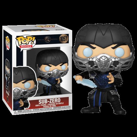 Funko POP! Movies Mortal Kombat Sub-Zero || Саб Зиро