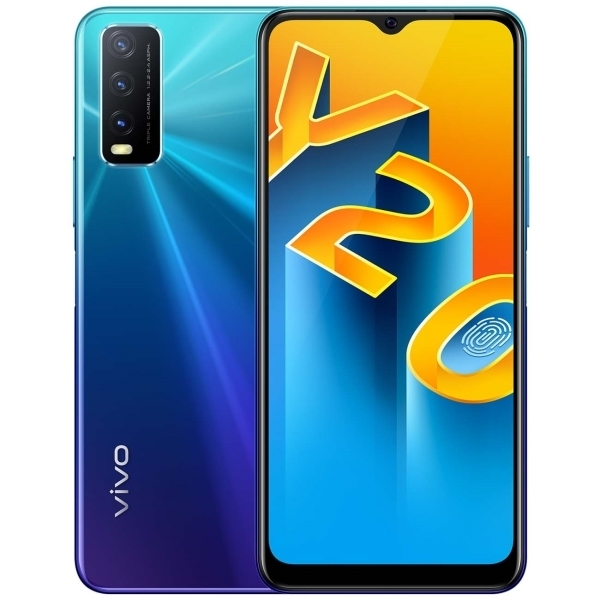 Vivo Y20 Vivo Y20 4.64Gb Nebula Blue (Синий) blue1.jpeg