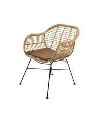 Кресло садовое Illumax Lissabon