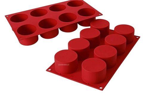 форма силиконовая цилиндр