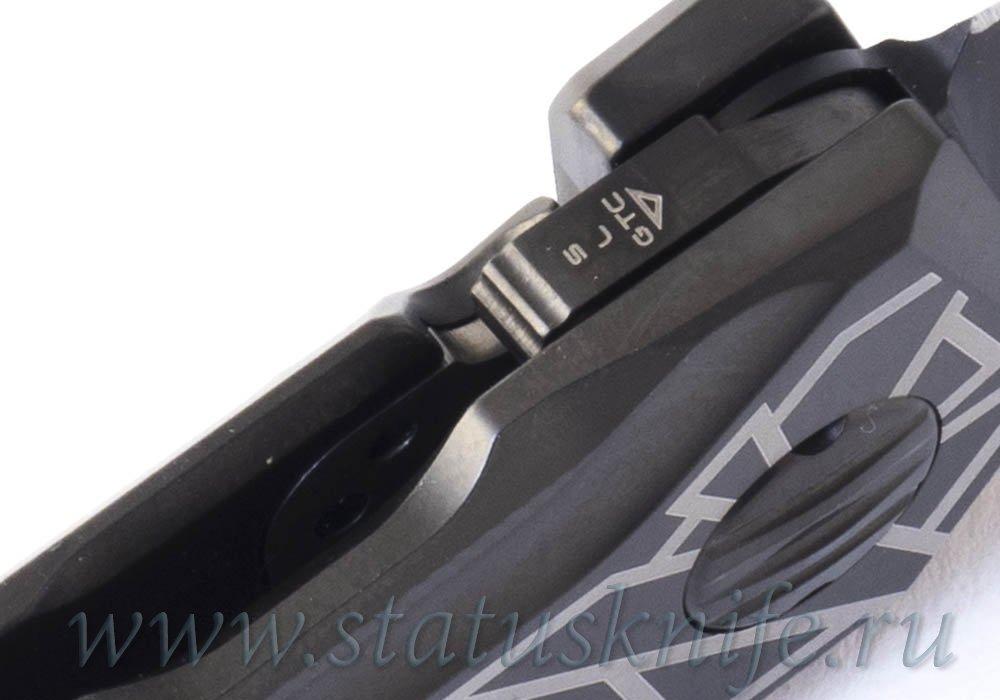 Нож Zero Tolerance 0055BLK, ZT 0055BLK GTC Airborne - фотография