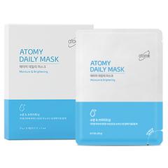 Маска ATOMY Daily Mask Moisture & Brightening 10шт.