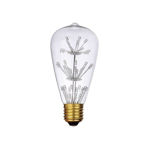 Ретро лампа Эдисона Loft it Edison Bulb ST64-47LED