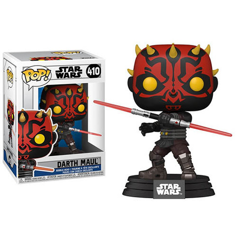 Darth Maul (410) Star Wars Funko Pop! || Дарт Мол