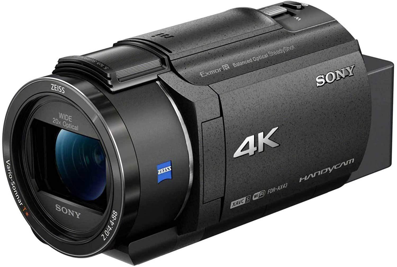 FDR-AX43 видеокамера Sony Handycam в фирменном магазине