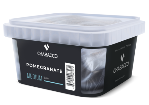 Chabacco Pomegranate (Гранат) 200г