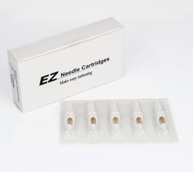 Картридж для тату EZ 1211RS Round Shader  taper 5mm (цена за 20 шт)