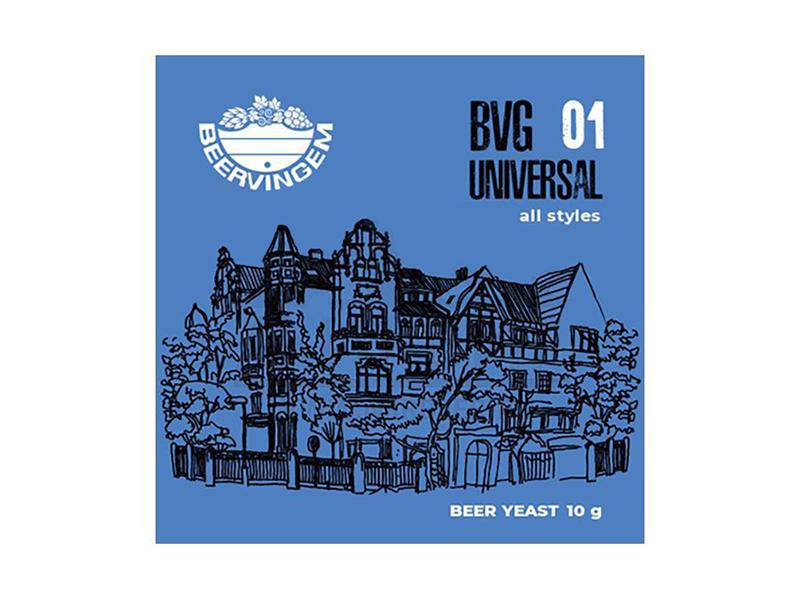 Дрожжи пивные Дрожжи Beervingem Universal BVG-01 10г BEERVINGEM_UNIVERSAL_BVG-01.jpg