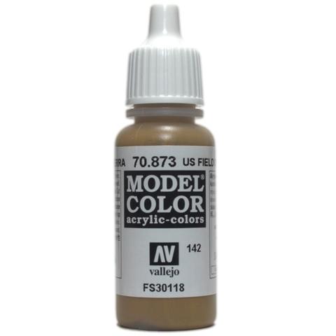 Model Color Us Field Drab 17 ml.