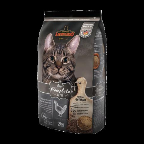 Leonardo Adult Сomplete Сухой корм для кошек с курицей