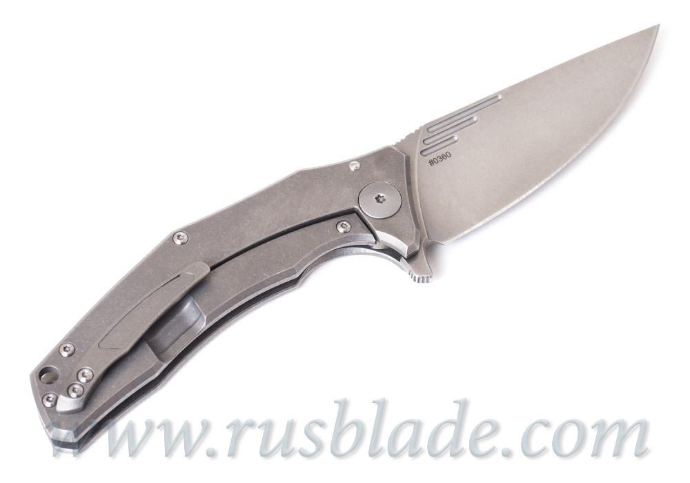 CKF Morrf-4 Knife - фотография