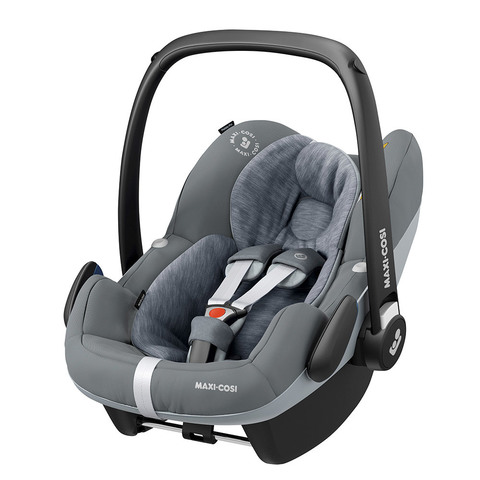Автокресло Maxi-Cosi Pebble Pro i-Size Essential Grey