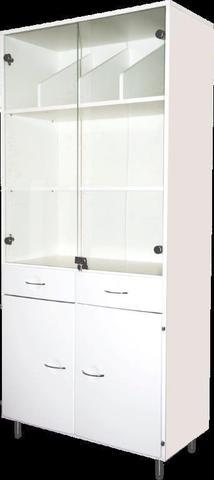 Шкаф медицинский лабораторный ШМД-01  (мод.5) - фото
