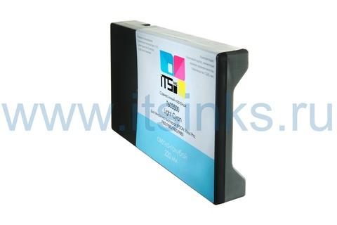 Картридж для Epson 7800/9800 C13T603500 Light Cyan 220 мл