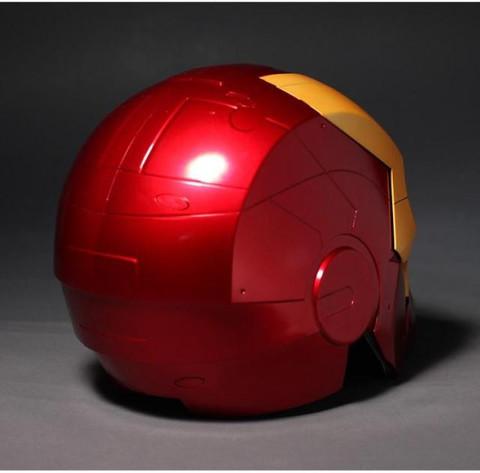 Железный человек шлем маска Тони Старка с подсветкой