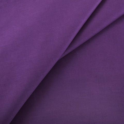 Сатин гладкокрашеный 250 см цвет лиловый
