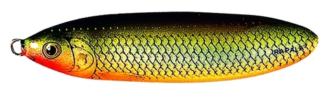 Блесна RAPALA Minnow Spoon 10 /RFSH