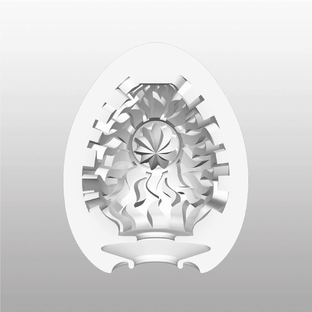 Мастурбатор-яйцо SHINY