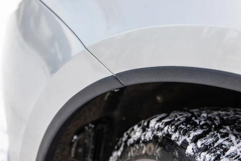 Защитные накладки на арки Granta и Granta FL