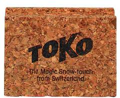 Полировочный блок TOKO Base Tuning Wax Cork