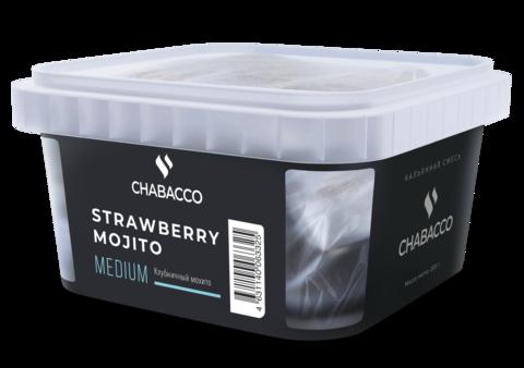 Chabacco Strawberry Mojito (Клубничный махито) 200г