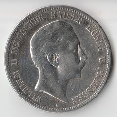 1898 год Германия 5 марок P1075