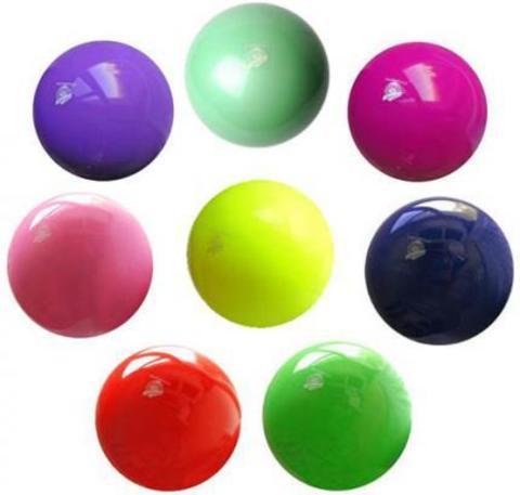 Мяч  PASTORELLI New Generation (одноцветный) 18 см.