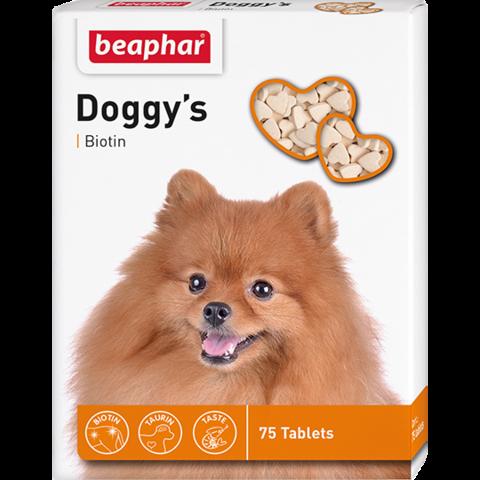 Beaphar Кормовая добавка Doggy's + Biotine для собак