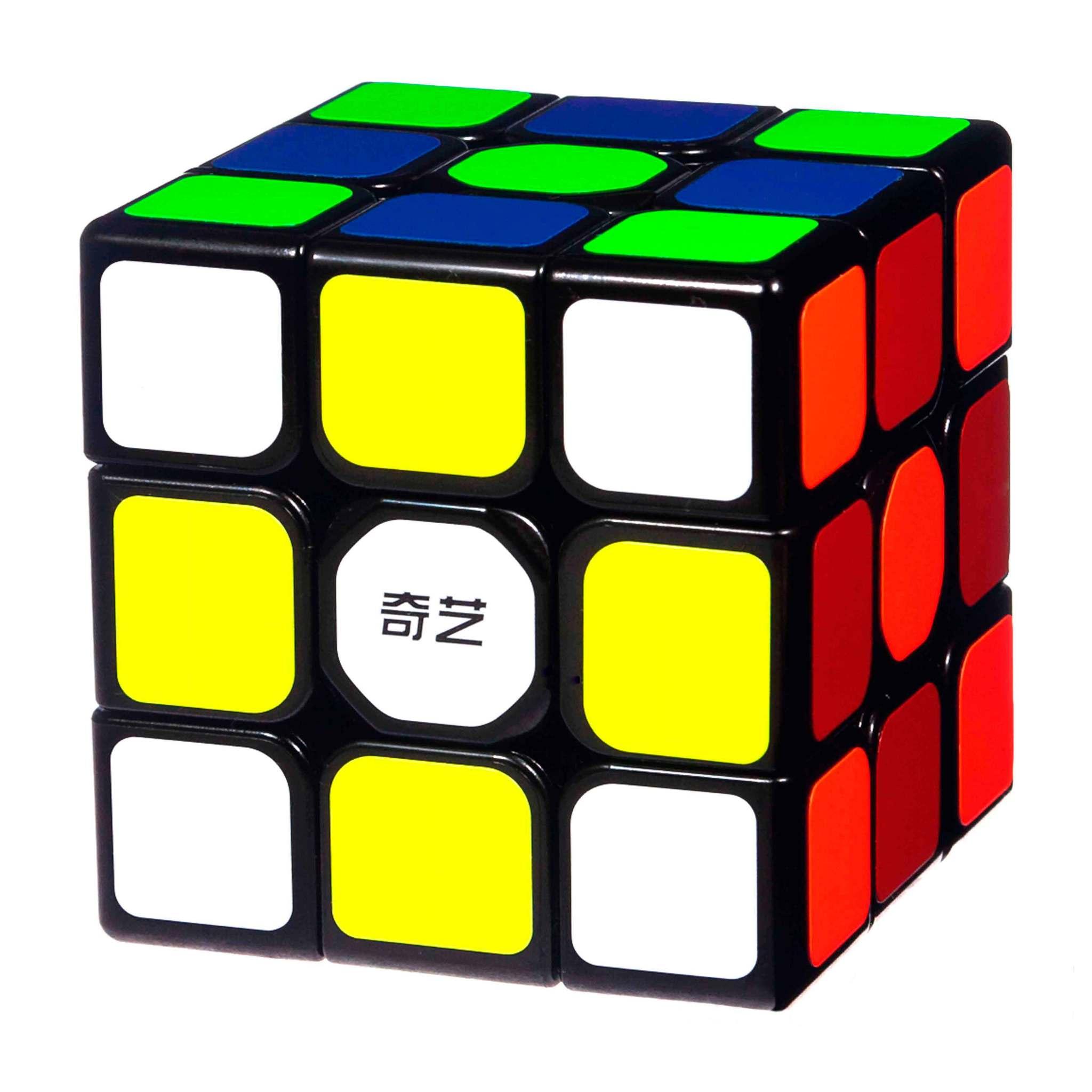 Скоростной кубик 3x3x3 с наклейками