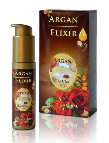 Аргана эликсир / аргановое масло 100%, 40 мл.