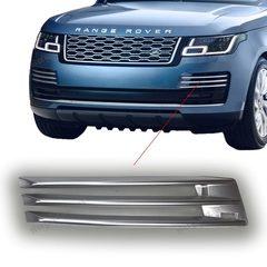решетка переднего бампера левая Range Rover 2018