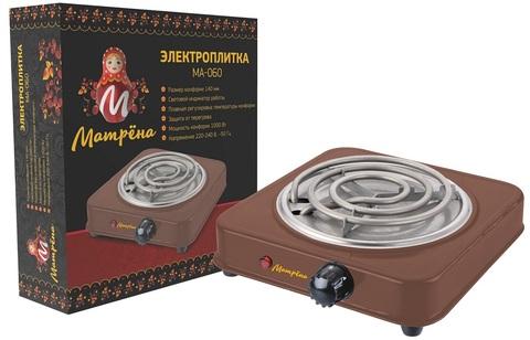 Плитка электрическая МАТРЁНА МА-060