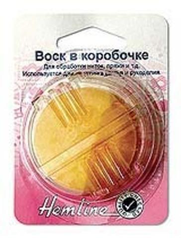 ВОСК ПАРАФИНОВЫЙ В ПЛАСТИКОВОМ КОНТЕЙНЕРЕ-228-HEMLINE