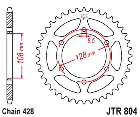 JTR804