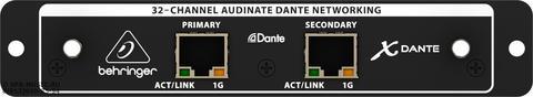 Цифровые Behringer X-Dante